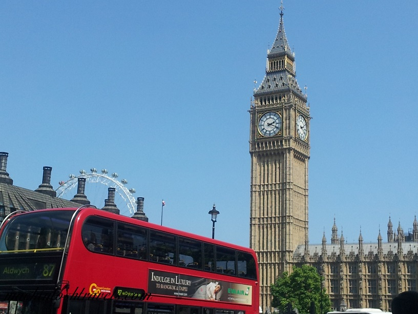 London, England | What you can do in 3 days with a family of 4