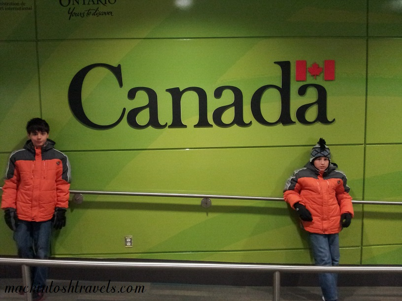 Ottawa, Canada | You Ottawa Go Here, EH? A snowy Christmas vacation.