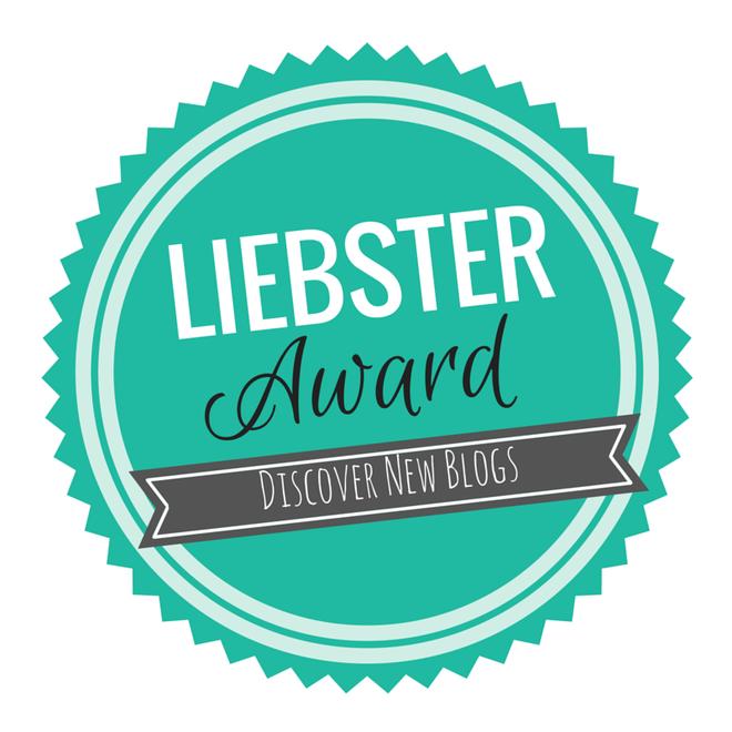 Liebster Award.